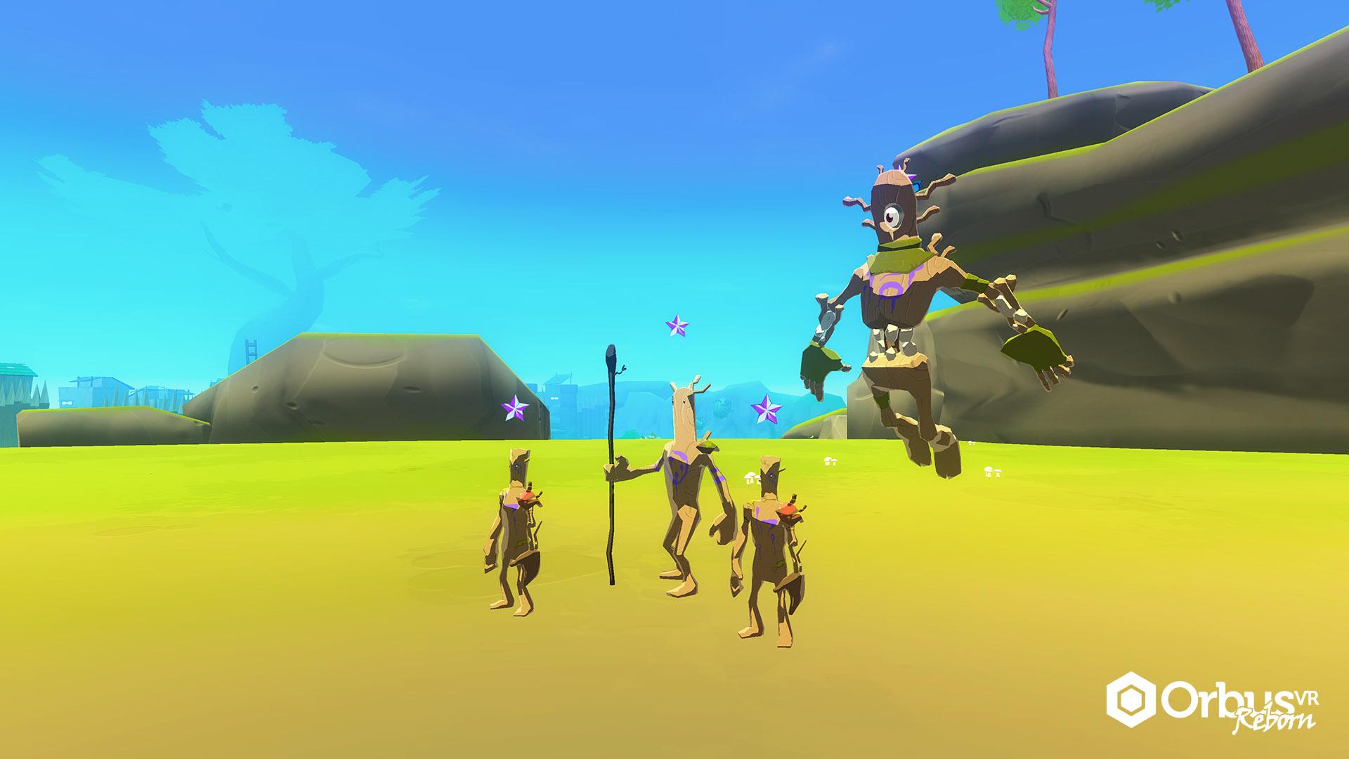 OrbusVR: Reborn :: Fantasy virtual reality MMO for HTC Vive